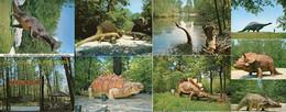 Rivolta D'Adda, Parco Della Preistoria, Dinosaurs - Lot 3660 - Cremona