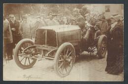 +++ Photo Carte - BASTOGNE - Voiture De Course - Auto - Automobiles - Circuit Des Ardennes -  1903 - RR !  // - Bastogne