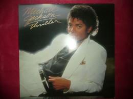 LP33 N°4439 - MICHAEL JACKSON - THRILLER - 85930 - Disco & Pop