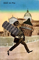 Saluti Da Pisa        ITALIA ITALIE ITALIEN - Sin Clasificación