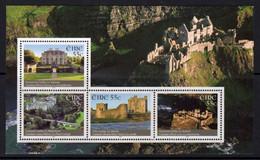 Ireland 2007 Castles MS, MNH, SG 1838 - Nuevos