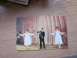 The National Pyongyang Circus Conjuring Trick Birdcages - Circo