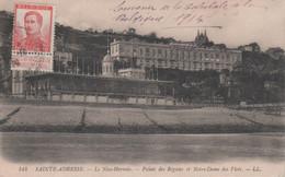 Sainte Adresse Cachet Belge 1914 - Havre Spécial - Nice Havrais Le Havre Guerre 1914 1918 - Ohne Zuordnung