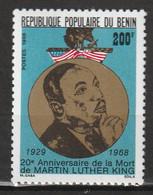 BENIN - N°660 ** (1988) - Benin – Dahomey (1960-...)
