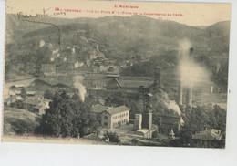 CRANSAC - Vue Du Puits N° 1 (Puits De La Catastrophe De 1913) - Andere Gemeenten