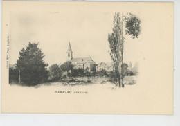 BARRIAC (carte Précurseur ) - Andere Gemeenten