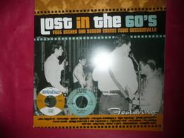 LP33 N°7047 - LOST IN THE 60'S - STR 101- FRAT ROCKER AND GARAGE SOUNDS ***** TRES BONS MORCEAUX - Rock
