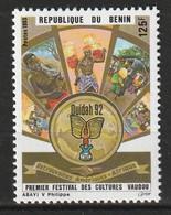 BENIN - N°704 ** (1993) - Benin – Dahomey (1960-...)