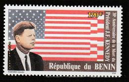 BENIN - N°707 ** (1993) J.F.Kennedy - Benin – Dahomey (1960-...)