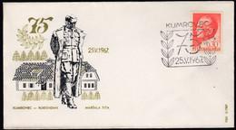 Yugoslavia Croatia Kumrovec 1967 / 75 Th Birthday Of Josip Broz Tito - Covers & Documents