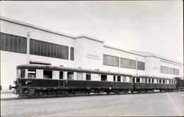 Photo CPA Fotograf Carl Bellingrodt, Deutsche Eisenbahn, V 30 520 - Trenes