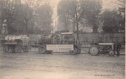 Agriculture - TRACTEURS - Agence Américaine Tracteur Fordson - Tres Beau Plan -superbe (A002) - Trattori