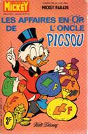 Le Journal De Mickey - Mickey Parade 977bis - Numéro Spécial Hors Série - Nouvelle Série Hébdomadaire #977 Bis, 256 Page - Disney
