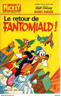 Le Journal De Mickey - Mickey Parade 1217bis - Numéro Spécial Hors Série - Nouvelle Série Hébdomadaire #1217 Bis - Disney