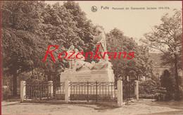 Putte Kapellen Monument Der Gesneuvelde Soldaten WW1 WWI Memorial (In Goede Staat) - Kapellen
