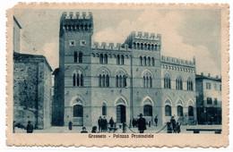 GROSSETO Palazzo Provinciale - Grosseto