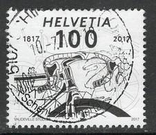 Zwitserland 2017, Mi 2481,   Prachtig Gestempeld - Used Stamps