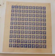 France - 1943 - N°Yv. 581 - Lavoisier - Feuille Complète - Neuf Luxe ** / MNH - Ganze Bögen