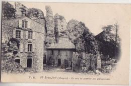ROQUEFORT Un Coin Du Quartier Des Baragnaudes - Roquefort