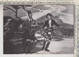 Attore Cinema Attrice Actress  Fred Astaire E Ginger Rogers   No Vg - Schauspieler