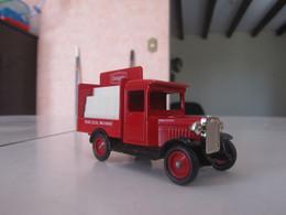 Lledo, Camion Publicitaire, 8 Cm (BE05) Made In England - Pubblicitari