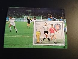 K45436-  Bloc  MNh Fujeira 1974 - Worldcup Football Munich - 1974 – West-Duitsland