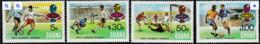 K45469- Set   MNH  Ghana 1974 - West Germany Winners - 1974 – West-Duitsland