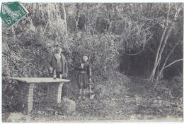 LA ROQUEBRUSSANNE (83) – Les Orris Et La Source. Editeur Paul. - La Roquebrussanne