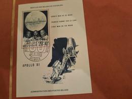 Bloc 46 ** Met Afstempeling 1e Dag - Bloques 1962-....