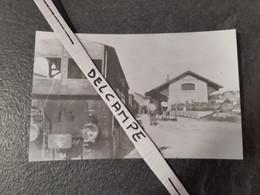 CFV Du JURA : Photo Originale SNCF : Locomotive 13 En Gare De CLAIRVAUX LES LACS (39) - Treni