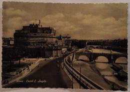 Roma - Castel S.angelo - Formato Grande Viaggiata – E 17 - Castel Sant'Angelo