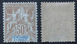 Sénégambie Et Niger  11 Neuf* - Nuovi