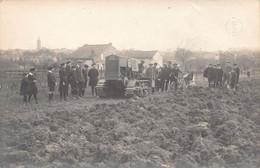 16 - CHARENTE -  COGNAC  Environs - Carte Photo -tracteur - Agriculture -  - Superbe - (A013) - Cognac
