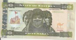 ERYTHREE 50 NAFKA 2011 UNC P 9 - Eritrea