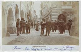 Laubengasse In MERANO - Photographie é Verlag Fritz Gratl 1902 - Merano