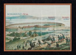ÅLAND 2004 Battle Of Bomarsund: Postcard MINT/UNUSED - Ålandinseln