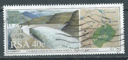 Afrique Du Sud YT N°708 Barrage Highlands Water Project Oblitéré ° - Usados