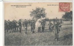 Militaria - LES GRANDES MANOEUVRES De 1905 - Après Les Manœuvres - - Manoeuvres