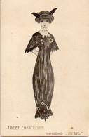 Femme Illustrée 527 Toilet Chantecler, Louis Diefenthal - 1900-1949