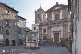 (M412) - BLERA (Viterbo) - Chiesa Di Santa Maria Assunta - Viterbo