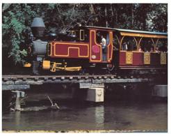 (Y 15) Australia - QLD - Mossman (train) W25C - Trenes