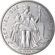 Monnaie, Nouvelle-Calédonie, 5 Francs, 1994, Paris, SUP+, Aluminium, KM:16 - New Caledonia
