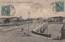 Brésil   Pernambuco Ponte Buarque Macedo - Andere