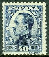 SPAIN 1930-31 40c ALFONSO XIII** (MNH) - Nuevos