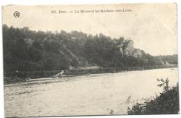 Beez - La Meuse Et Les Rochers Vers Lives - Namur