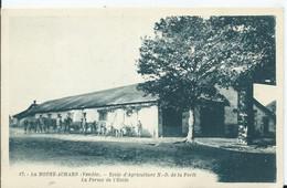LA MOTHE ACHARD - école D'agriculture , La Ferme - La Mothe Achard