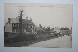 50 : Saint Sauveur Lendelin - La Gendarmerie - Otros Municipios