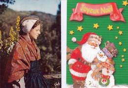LOT  DE  400 CPM  FANTAISIE  ET  DIVERS  THÊMES ( Voir Modèles ) ( 20 / 12 / 1  ) - 100 - 499 Postkaarten
