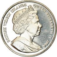 Monnaie, BRITISH VIRGIN ISLANDS, Dollar, 2004, Pobjoy Mint, D-Day - Infanterie - British Virgin Islands