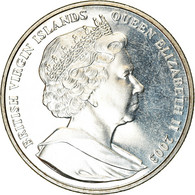 Monnaie, BRITISH VIRGIN ISLANDS, Dollar, 2003, Pobjoy Mint, 100ème Anniversaire - British Virgin Islands